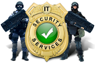 Building security into business and IT processes and integrating it with your existing technology - it security services